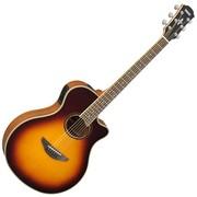 Электроакустическая гитара YAMAHA APX-700 II BSB