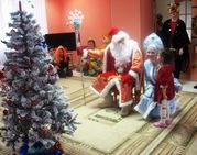 Дед Мороз на дом Костанай