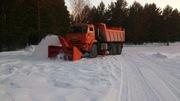 Снегоочиститель шнекороторный