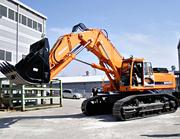 Экскаватор DOOSAN DX520 LCA SFS с прямой лопатой,  Новый!