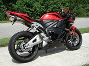 Мотоцикл Honda CBR 600 ( красный )