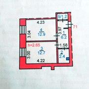 2-х комнатная уютная квартира