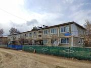 3-комнатная квартира,  55.6 м²,  1/2 эт. с  огородом и 2 гаражами